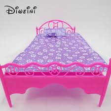 Dollhouse Bed For Girls by Online Get Cheap Bed Furniture Aliexpress Com Alibaba Group