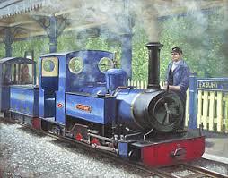 blue train paintings fine art america