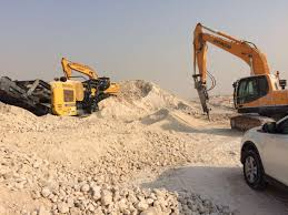 top class trading and contracting qatar earthmoving excavation