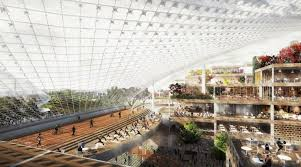 google glass is back future google hq unveiled 3d architectural