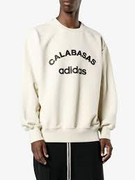 yeezy sweater yeezy x adidas calabasas sweatshirt sweatshirts browns