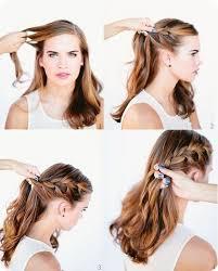 Frisuren Zum Selber Machen F Lange Haare by Einfache Frisuren Lange Haare Selber Machen Acteam