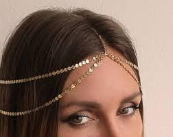 arab headband jewelry etsy
