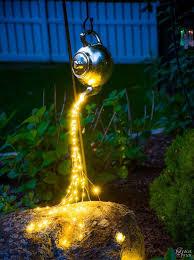 best 25 outdoor garden lighting ideas on garden