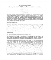 renovation contract template 8 download documents in
