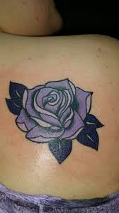 the 25 best purple rose tattoos ideas on pinterest purple ink