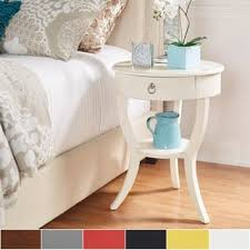 White Accent Table White Coffee Console Sofa U0026 End Tables Shop The Best Deals For