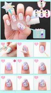 galaxy nail art tutorial please visit my blog for the details d
