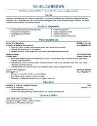 Programmer Resume Sample by Web Developer Resumes Enjoyable Design Junior Web Developer