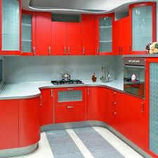 modern small kitchen design ideas 2015 kitchen ideas u shaped red gray modern wood kitchen cabinet with