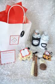 personalized wedding gift bags stunning wedding guest welcome bags images styles ideas 2018