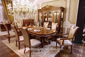 luxor day italian dining room set in mahogany igf usa