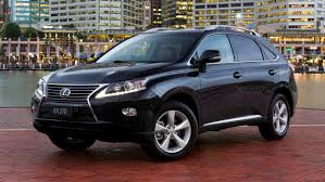 used lexus rx 350 australia lexus rx 270 x special edition adds 7000 in features for australia