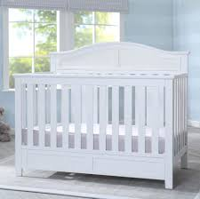 Convertible Cribs With Attached Changing Table White Convertible Crib Graco Charleston Canada With Attached