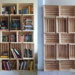 cheap easy diy bookshelf wood working diy bookshelves diy home vid