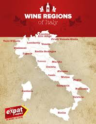 Liguria Italy Map by Italy U0027s 20 Wine Regions And What To Drink Where Expat Explore