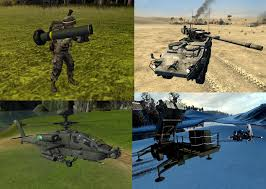modern army vehicles wic modern warfare mod for world in conflict mod db