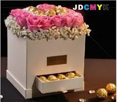 where can i buy a gift box flowers gift box square drawer flower box chocolate candy box buy