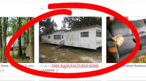 free house on craigslist youtube