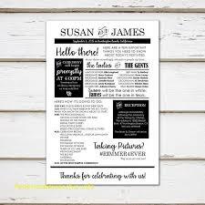 newspaper wedding programs best wedding program templates photos styles ideas 2018