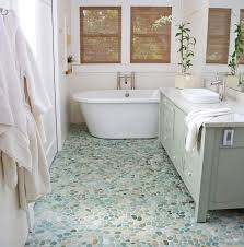 unique bathroom flooring ideas refresh your home with these beautiful bathroom tile ideas