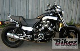 1998 yamaha v max 1200 specifications and pictures