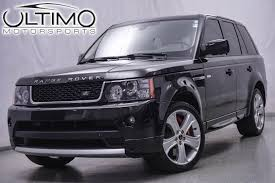land rover lr2 2013 pre owned 2013 land rover range rover sport sc limited edition suv