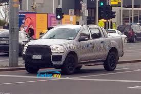 ranger ford 2019 spyshot all new 2019 ford ranger spotted in melbourne auto news