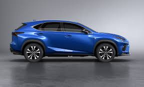 lexus crossover 2018 lexus nx review ratings specs prices and photos the car
