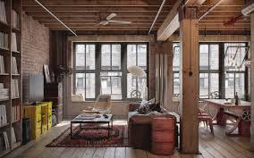 industrial loft apartments excellent ideas download image