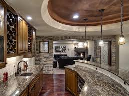 awesome finished basements home design