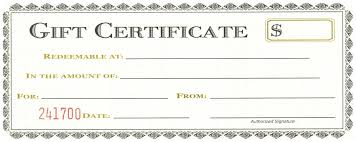 custom gift certificates gift certificate template free fresh template microsoft