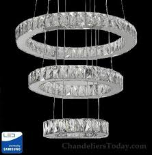 Chandeliers Led Dallas Samsung Led Chandelier Ring Halo Dal R 21 16 11