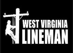 Lineman Barn Decals Lineman Custom Decal With Your State By Mocowv On Etsy 4 95