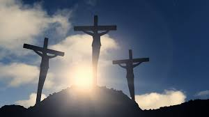 crosses on a hill crucifixion cross jesus christ christian