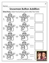 worksheets kindergarten addition and on pinterest low incidence