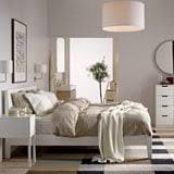 ikea deco chambre meuble chambre à coucher adulte décoration chambre ikea
