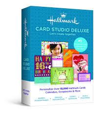 amazon com hallmark card studio 2015 deluxe