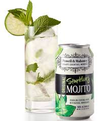 mojito cocktail vodka sparkling mojito powell u0026 mahoney craft cocktail mixers