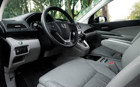Honda Crv Interior Pictures 2013 Honda Cr V Verdict Motor Trend