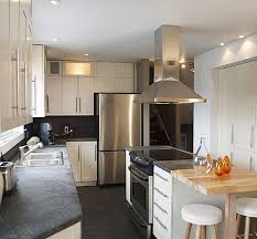 galley kitchen design with island all about house design