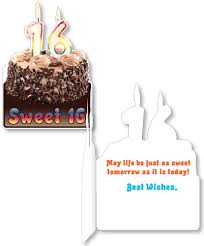 giant sweet 16 birthday card huge sweet 16 birthday card free