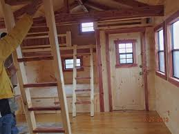 Cheap Hunting Cabin Ideas Trophy Amish Cabins Llc 12 U0027 X 24 U0027 Cottage 384 S F U003d 288 S F