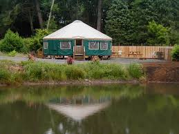 30 foot pacific yurt u2013 glamping at its finest small home