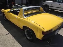 porsche 914 1973 porsche 914 u2013 body craft oc