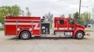 2008 kenworth truck 2008 pierce contender kenworth top mount rescue pumper used
