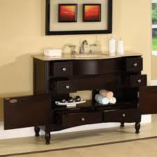 45 Bathroom Vanity Silkroad Exclusive Hyp 0717 45 Bathroom Vanity