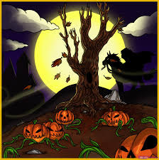 halloween cartoon drawings how to draw a pumpkin patch step by step halloween seasonal