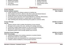 Product Manager Resume Samples by 124kb Product Manager Resume Examples Marketing Resume Samples E