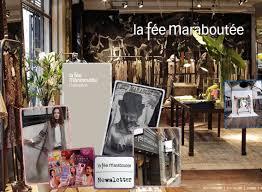 Collection La Fee Maraboutee L U0027enseigne La Fée Maraboutée Change De Mains Textile Habillement